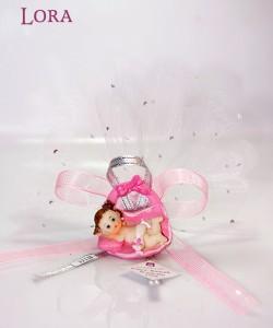 Salıncaklı Bebek - 32138 - Pembe