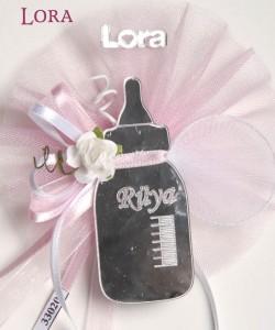 Ayna Kız Bebek Şekeri - 33020