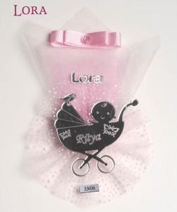 Ayna Kız Bebek Şekeri - 33036