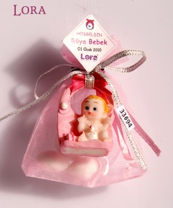 Kız Bebek Şekeri - 33694