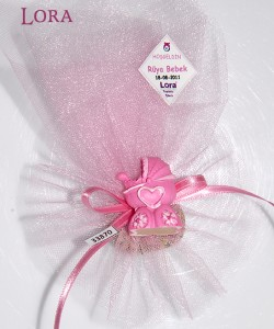 Kız Bebek Şekeri - 33870
