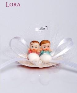 İkiz Bebek Şekeri - 33904