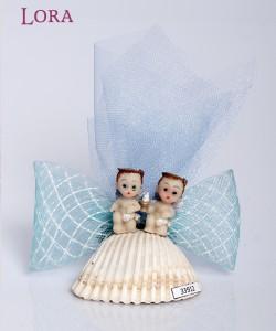 İkiz Bebek Şekeri - 33912