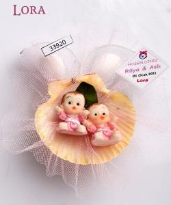 İkiz Bebek Şekeri - 33920