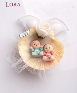 İkiz Bebek Şekeri - 33922