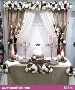 Söz - Nişani Töreni Masaları - 51314