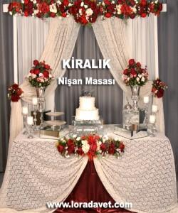 Söz - Nişani Töreni Masaları - 51130