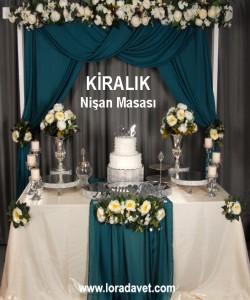 Söz - Nişani Töreni Masaları - 51131