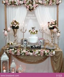 Söz - Nişani Töreni Masaları - 51325