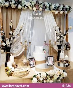 Söz - Nişani Töreni Masaları - 51334