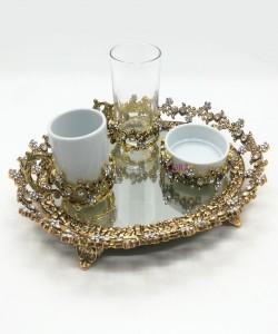 Damat Kahve Fincan Tepsisi - 54123