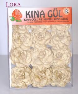 Kına Mumu - El Gülü - 57205