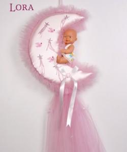 Kız Bebek Kapı Süsü - 75703