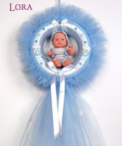 Erkek Bebek Kapı Süsü - 75705