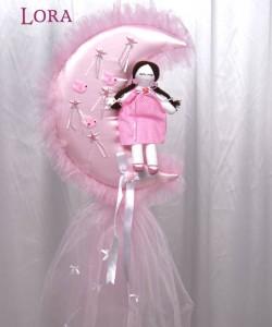 Kız Bebek Kapı Süsü - 75794