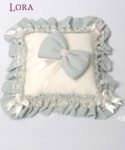 Erkek Bebek Takı Yastığı - 78109