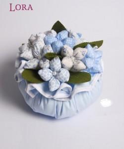 Erkek Bebek Takı Yastıkları - 78113