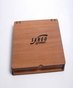 Ahşap Çikolata Kutuları - 89067