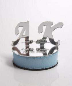 Lazer Kesim Ayna Tepsi Parçaları - 95029