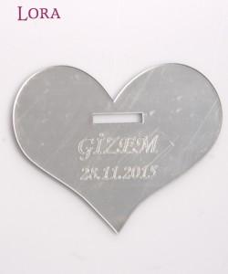 Lazer Kesim Ayna Tepsi Parçaları - 95262