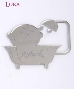 Lazer Kesim Ayna Bebek Bibloları - 96008