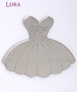 Lazer Kesim Ayna Bebek Bibloları - 96010
