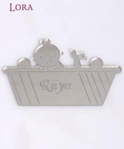Lazer Kesim Ayna Bebek Bibloları - 96031
