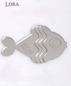 Lazer Kesim Ayna Bebek Bibloları - 96032