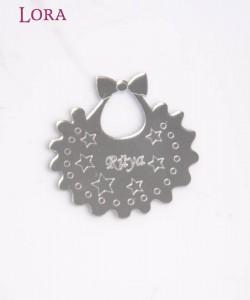 Lazer Kesim Ayna Bebek Bibloları - 96044