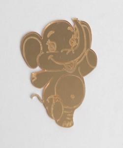 Lazer Kesim Ayna Bebek Bibloları - 96051