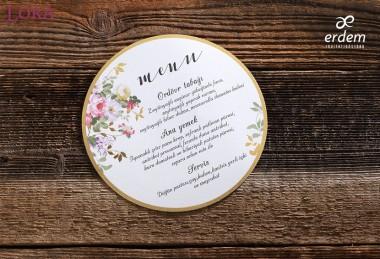 Erdem menü kartı - 51