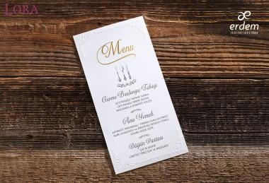 Erdem menü kartı - 52