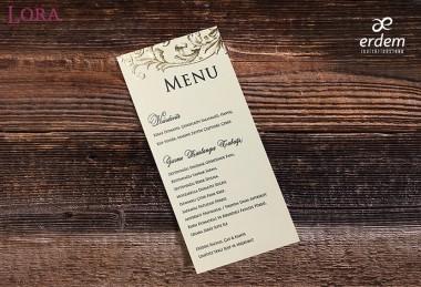 Erdem menü kartı - 53